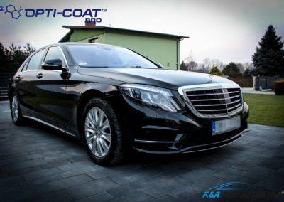 Mercedes – Benz S W222