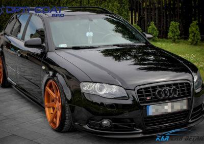 Audi A4 B7 – Optimum Gloss Coat