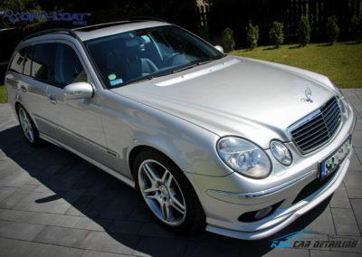 Mercedes E 500 AMG