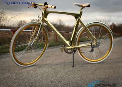 Rower Avenue Gold