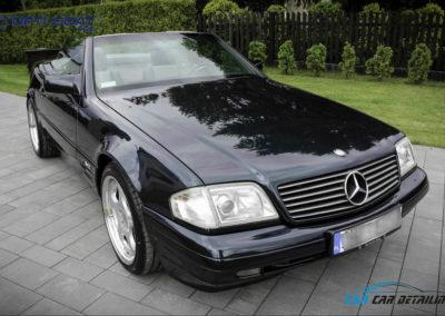 Mercedes Benz SL 600 V12