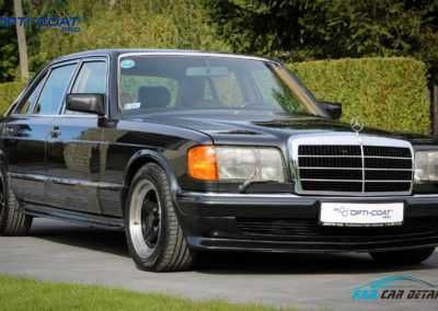 Mercedes S W126 SEL AMG